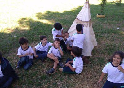 Dia do Índio na escola