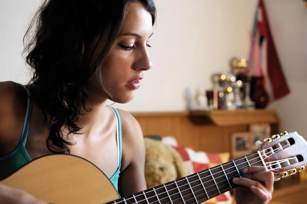 Música na vida do aluno pode ser muito relaxante e tirar a tensão do dia a dia